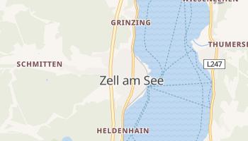 Carte en ligne de Zell am See