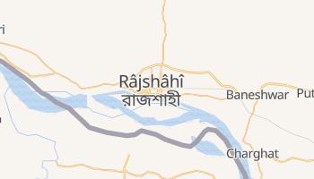 Carte en ligne de Râjshâhî