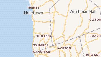 Carte en ligne de Christchurch