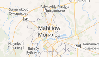Carte en ligne de Moguilev