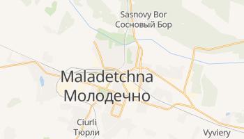 Carte en ligne de Maladetchna