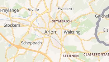 Carte en ligne de Arlon