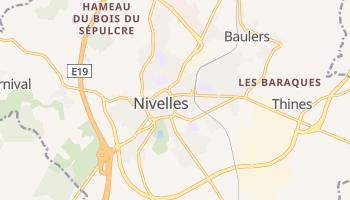 Carte en ligne de Nivelles