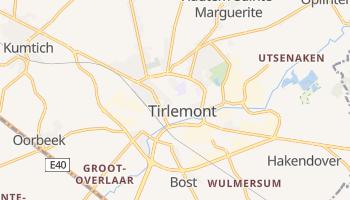 Carte en ligne de Tirlemont