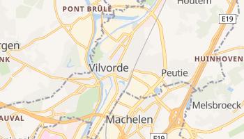 Carte en ligne de Vilvorde