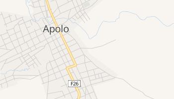Carte en ligne de Apolo