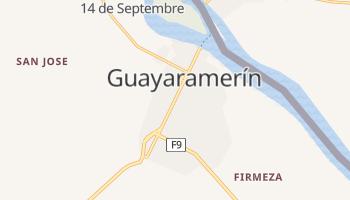 Carte en ligne de Guayaramerín