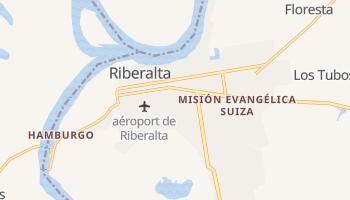 Carte en ligne de Riberalta