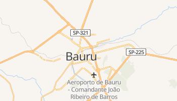Carte en ligne de Bauru
