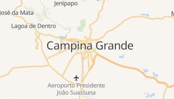 Carte en ligne de Campina Grande