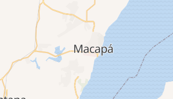Carte en ligne de Macapá