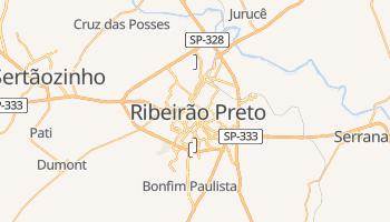 Carte en ligne de Ribeirão Preto