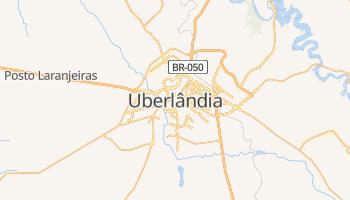 Carte en ligne de Uberlândia