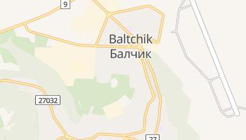 Carte en ligne de Baltchik