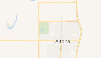 Carte en ligne de Altona