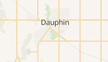 Carte en ligne de Dauphin