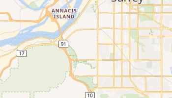 Carte en ligne de Delta