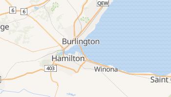Carte en ligne de Hamilton