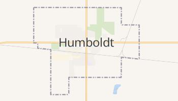 Carte en ligne de Humboldt