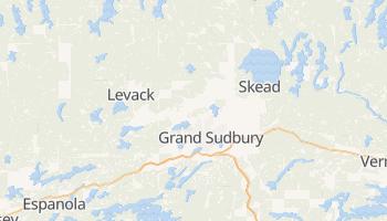 Carte en ligne de Sudbury