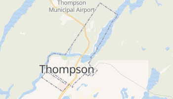 Carte en ligne de Thompson