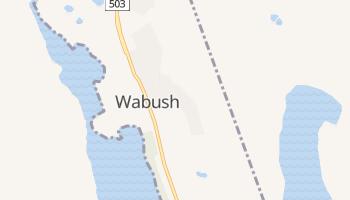 Carte en ligne de Wabush
