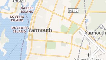 Carte en ligne de Yarmouth