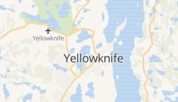 Carte en ligne de Yellowknife