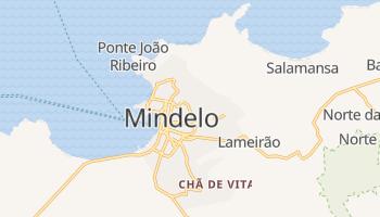Carte en ligne de Mindelo
