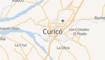 Carte en ligne de Curicó