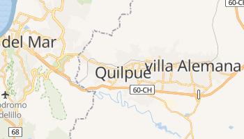 Carte en ligne de Quilpué