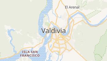 Carte en ligne de Valdivia