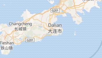 Carte en ligne de Dalian