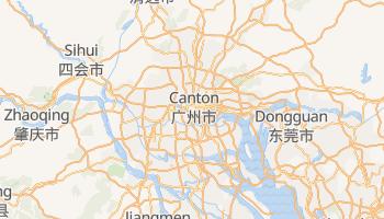 Carte en ligne de Canton