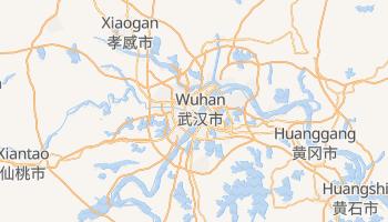 Carte en ligne de Wuhan