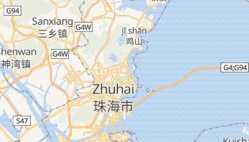 Carte en ligne de Zhuhai