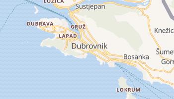Carte en ligne de Dubrovnik