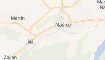 Carte en ligne de Našice
