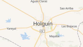Carte en ligne de Holguín