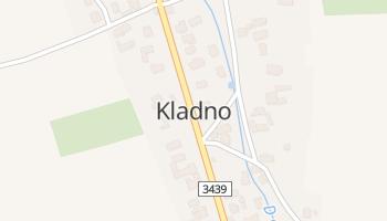 Carte en ligne de Kladno