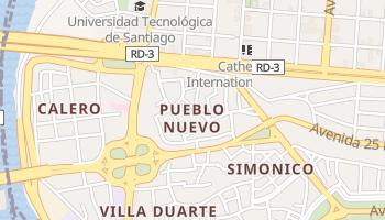 Carte en ligne de Duarte