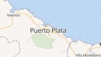 Carte en ligne de San Felipe de Puerto Plata