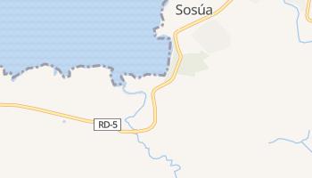Carte en ligne de Sosua