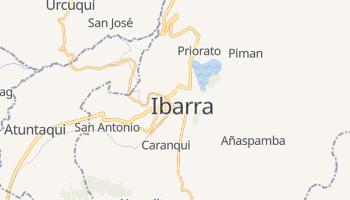Carte en ligne de Ibarra