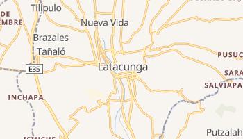 Carte en ligne de Latacunga