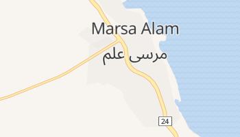 Carte en ligne de Marsa Alam