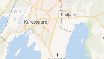 Carte en ligne de Kuressaare