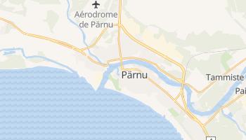 Carte en ligne de Pärnu