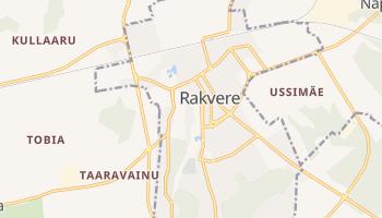 Carte en ligne de Rakvere