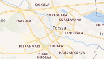 Carte en ligne de Forssa
